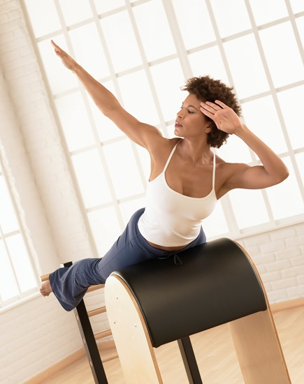 Brussels pilates formation ibrl