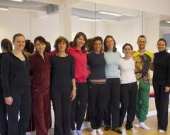 Brussels pilates multimedia formation tapis niveau 1 novembre 2013 02