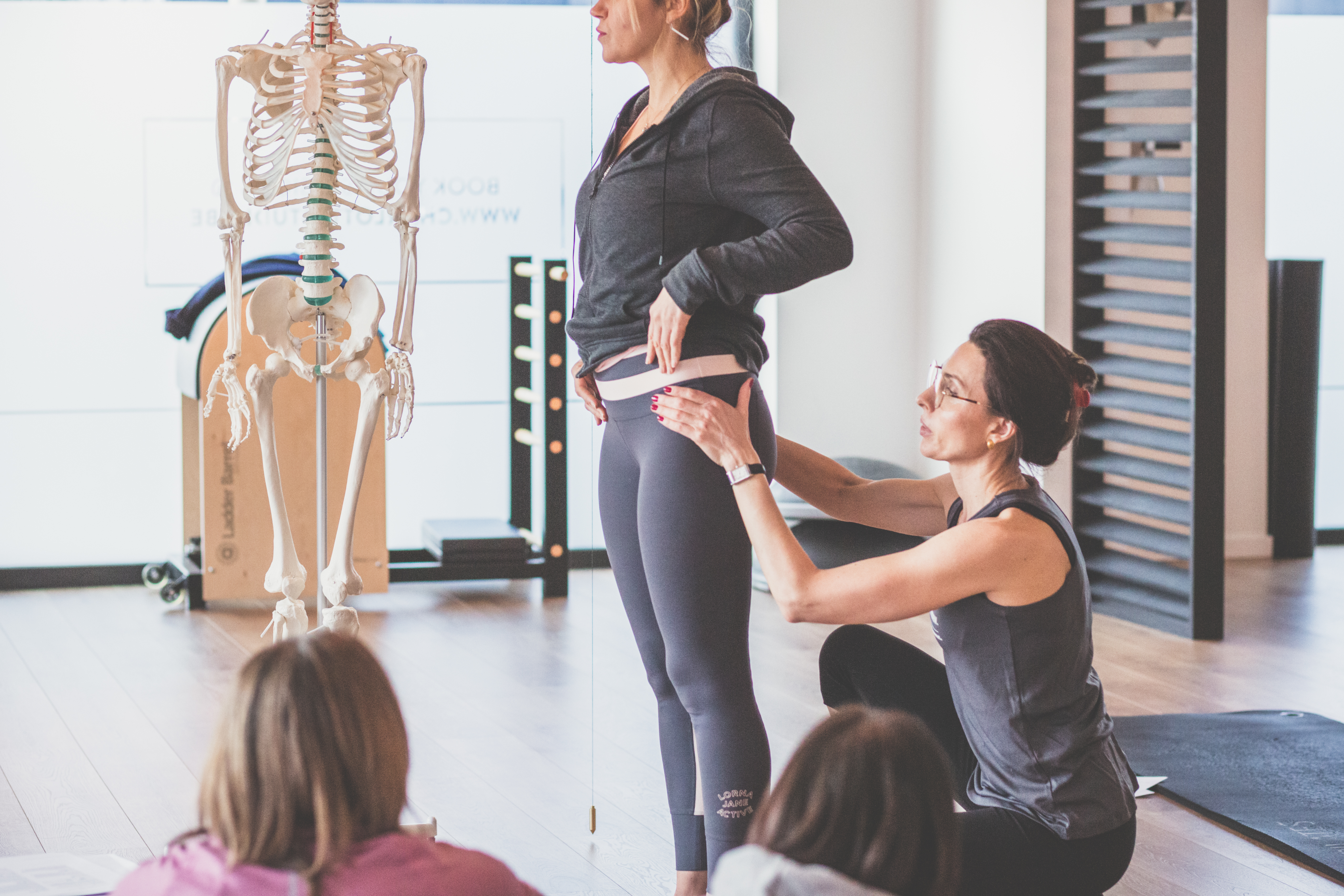 Brussels Pilates - Workshops